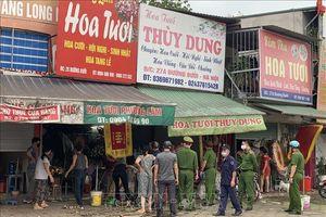 COVID-19: Hà Nội xử lý nghiêm các hàng quán cố tình mở cửa kinh doanh