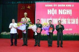Ủy ban Thường vụ Quốc hội, Bộ Quốc phòng bổ nhiệm nhân sự, lãnh đạo mới