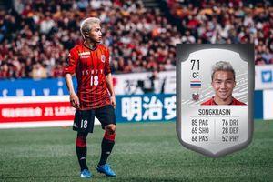 'Messi Thái' và top 10 cầu thủ bất ngờ có tuyệt kỹ 5 sao trong FIFA 20