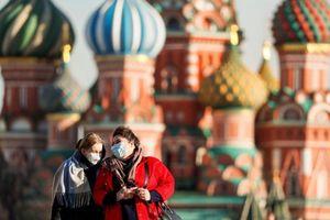 Nga ghi nhận thêm 228 ca mắc Covid-19