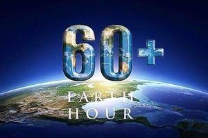 Tắt điện một giờ hưởng ứng chiến dịch Giờ trái đất 2020