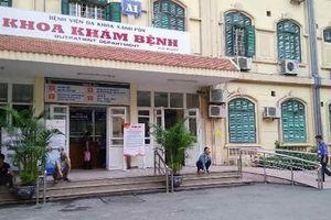 Phong tỏa Khoa Chấn thương chỉnh hình Bệnh viện Xanh Pôn vì liên quan đến bệnh nhân Covid-19 số 175