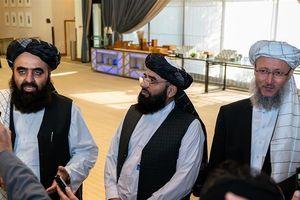 Taliban từ chối đàm phán với chính quyền Afghanistan