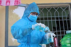 Đà Nẵng: Dân tạm dừng vào viện thăm bệnh nhân từ 30-3