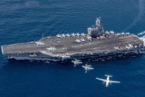 Kỷ nguyên tàu sân bay của Mỹ đang bị đe dọa bởi những 'mối nguy' từ Nga, Trung Quốc