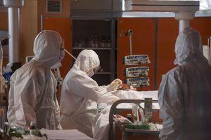 Số ca tử vong vì COVID-19 tại Italy vượt quá 10.000
