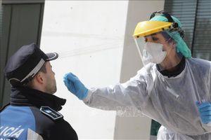 Dịch COVID-19: Kỷ lục đáng buồn về số ca tử vong trong ngày tại Tây Ban Nha