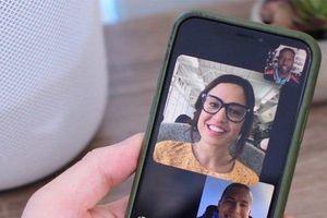 Cách tắt camera khi đang gọi video với FaceTime