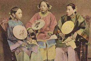 Khám phá đời sống 'khác người' của phụ nữ Trung Hoa xưa