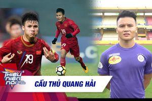 Quả bóng vàng - Quang Hải xuất hiện tại Thiếu niên nói 2020: Xin 1 vé về tuổi thơ và truyền cảm hứng