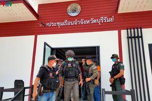 Thái Lan: Tù nhân phá trại tẩu thoát vì tin đồn nhiễm Covid-19