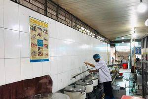 Tất cả nhân viên công ty Trường Sinh cung cấp suất ăn cho BV Nội tiết Trung ương đều âm tính với nCoV