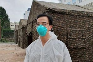 Giám đốc Bệnh viện Bạch Mai: Vững niềm tin chiến thắng trước dịch bệnh COVID-19