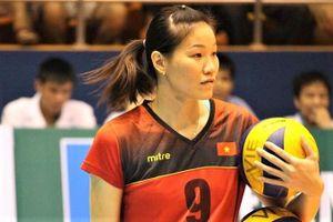 Ngọc Hoa - người mang bóng chuyền Việt Nam ra thế giới