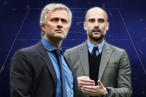 So sánh đội hình học trò giỏi nhất của Mourinho và Guardiola