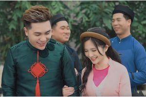 'Trúc xinh' - ca khúc mang âm hưởng quan họ Bắc Ninh gây chú ý ở Vpop