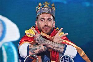 Ramos - từ kẻ 'đá rơi đĩa bay' tới người mang về kỳ tích La Decima