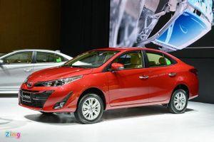 Toyota tạm đóng cửa nhà máy ở Việt Nam