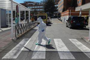 Số ca bệnh Covid-19 tại Tây Ban Nha vượt Trung Quốc