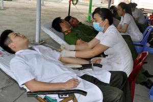 Thiếu nguồn máu tại bệnh viện do ảnh hưởng dịch