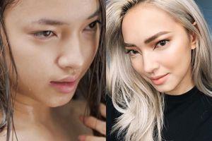 Dàn hot girl Việt lộ mặt mộc: Người vẫn xinh xuất sắc, kẻ khó lường