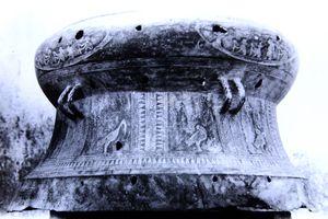 Chiếc trống Đông Sơn duy nhất ở địa đầu Đông Bắc