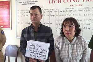 Triệt xóa đường dây ma túy lớn nhất từ trước đến nay ở Thuận Châu
