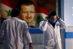 Syria có ca tử vong đầu tiên do mắc Covid-19