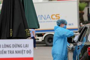 Việt Nam có thêm 6 ca mắc Covid-19 liên quan đến Bệnh viện Bạch Mai