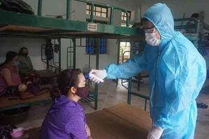 4 người ở Quảng Trị trở về từ Bệnh viện Bạch Mai âm tính Covid-19