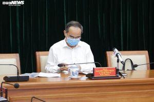Bí thư Nguyễn Thiện Nhân: 'Không để bệnh viện nào trở thành ổ dịch'