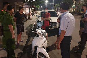 Ra đường không lý do, hơn 40 người bị đưa về nhà văn hóa ngủ qua đêm