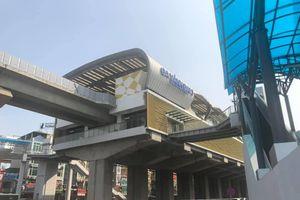 Đường sắt Cát Linh- Hà Đông đã giải ngân cho tổng thầu bao nhiêu tiền?