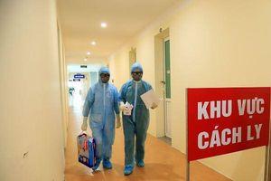 Cán bộ y tế bệnh viện Bạch Mai được cách ly tập trung tại khách sạn Mường Thanh Grand Xa La