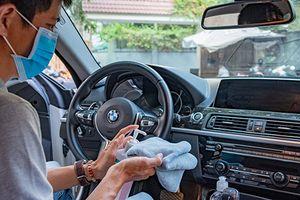 Sử dụng điều hòa và vệ sinh ô tô đúng cách phòng chống lây nhiễm Covid-19