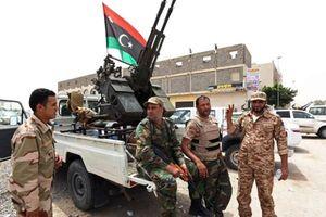 Quân đội Libya bắn hạ máy bay Thổ Nhĩ Kỳ ở Tripoli