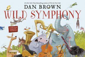 Dan Brown lần đầu ra mắt sách tranh cho trẻ em