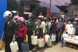 Yêu cầu công an vào cuộc xử lý các trường hợp tích trữ xăng dầu