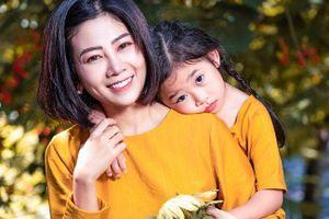 Mai Phương ủy quyền nuôi con gái cho ai?
