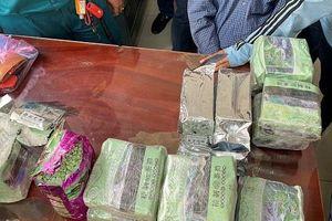 Bắt nhóm buôn ma túy từ Campuchia về TP.HCM