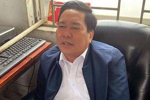 Khởi tố nguyên Trưởng phòng Pháp chế Cục Thuế tỉnh Thanh Hóa