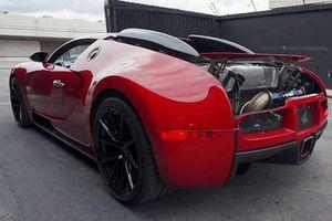 Siêu xe Bugatti Veyron ồn ào nhất thế giới nhờ ống xả RYFT