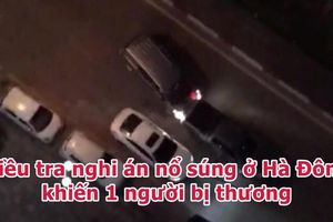 Clip: Dùng ô tô đấu nhau rồi nghi nổ súng khiến 1 người bị thương