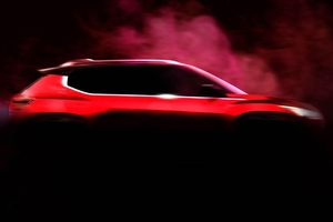 Nissan sẽ trình làng SUV cỡ nhỏ cạnh tranh Hyundai Venue