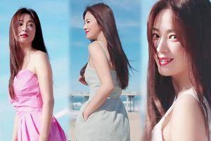 Song Hye Kyo trẻ đẹp tươi tắn ở tuổi 38 khiến các fan trầm trồ