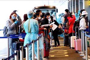 Bà Rịa - Vũng Tàu tiếp nhận 2.000 người cách ly từ các tỉnh lân cận