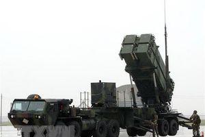 Mỹ triển khai hệ thống phòng không Patriot cho căn cứ quân sự tại Iraq