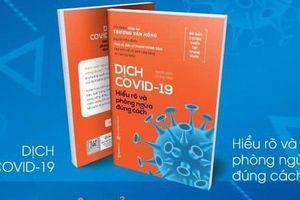 Tặng 100.000 cuốn sách chỉ cách phòng chống dịch bệnh COVID-19