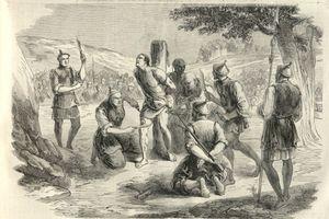 Nhục hình 'man rợ' nhất thời phong kiến Trung Hoa, 'nỗi khiếp đảm' của mọi tội nhân