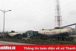Công tác xử lý tro, xỉ, thạch cao tại Nhà máy Nhiệt điện Nghi Sơn 1